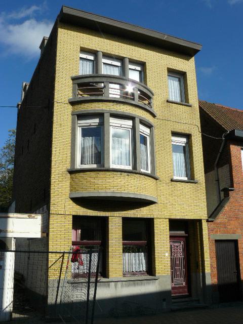 huis kopen of verkopen in regio marke art deco woning met grote tuin in marke